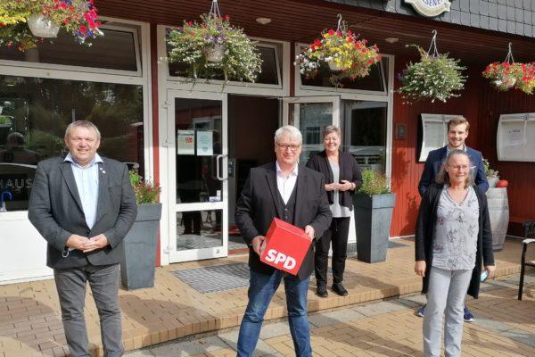 ordentlicher Parteitag der SPD Kreis Schleswig Flensburg in Tarp